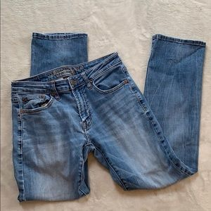 Men's American Eagle Active Flex Straight Leg Jean